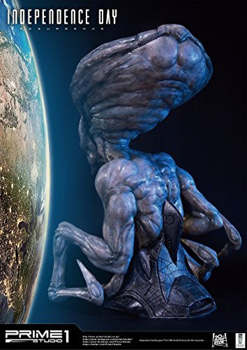 Image 10 for Independence Day: Resurgence - Alien - Bust - Life-Size Bust LSIDR-01 - 1/1 (Prime 1 Studio)