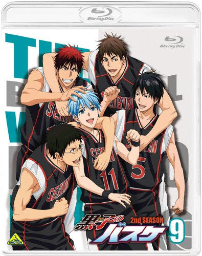 Image 1 for Kuroko No Basket 2nd Season Vol.9