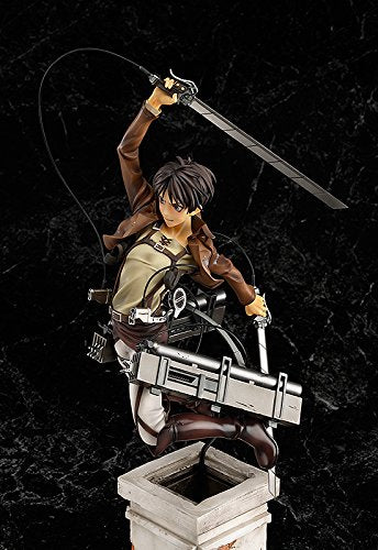 Image 7 for Shingeki no Kyojin - Eren Yeager - 1/8 (Good Smile Company)