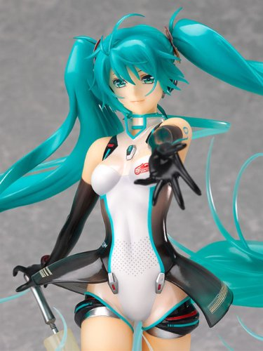 Image 7 for GOOD SMILE Racing - Vocaloid - Hatsune Miku - 1/8 - Racing 2011 (Good Smile Company)