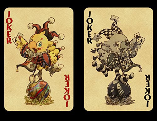 Image 6 for Final Fantasy - Chocobo Playing Cards