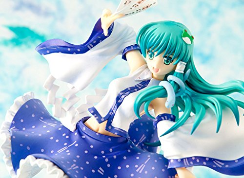 Image 2 for Touhou Project - Kotiya Sanae - 1/8 - New Goddess of the Mountain
