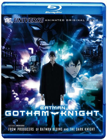 Image for Batman Gotham Knight