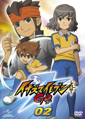 Image for Inazuma Eleven Go 2