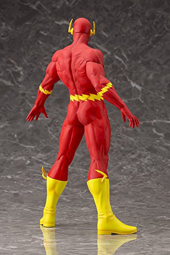 Image 5 for Justice League - Flash - ARTFX Statue - 1/6 (Kotobukiya)