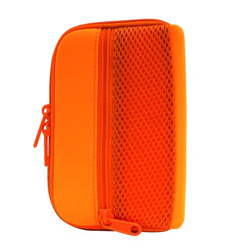 Image 2 for 3D Mesh Cover 3DS (orange)3D Mesh Cover 3DS (yellow)3D Mesh Cover 3DS (green)