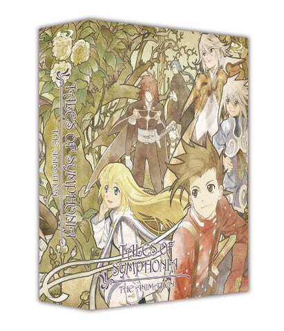 Image for Tales of Symphonia (OVA) Extended Trilogy BD Box
