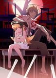 Thumbnail 2 for Nekomonogatari - Kuro Vol.2 / Tsubasa Family Last Part [Blu-ray+CD Limited Edition]