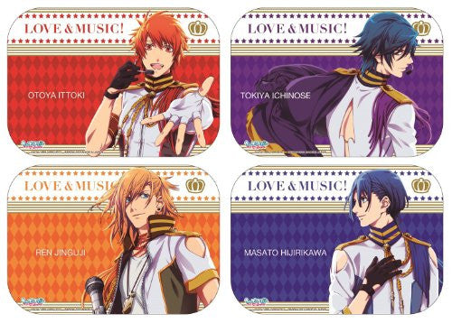 Image 1 for Uta no☆Prince-sama♪ - Maji Love 2000% - Kurosaki Ranmaru - Mousepad - Uta no☆Prince-sama♪ - Maji Love 2000% Mouse Pad Collection (Bandai)