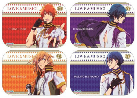 Image for Uta no☆Prince-sama♪ - Maji Love 2000% - Kurosaki Ranmaru - Mousepad - Uta no☆Prince-sama♪ - Maji Love 2000% Mouse Pad Collection (Bandai)