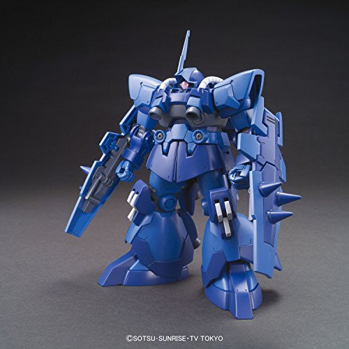 Image 4 for Gundam Build Fighters Try - Dom R35 - HGBF - 1/144 (Bandai)