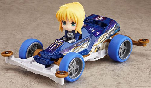Image 2 for Fate/Stay Night - GOOD SMILE Racing - Saber - Nendoroid Petit - Racing 2012 (Good Smile Company)