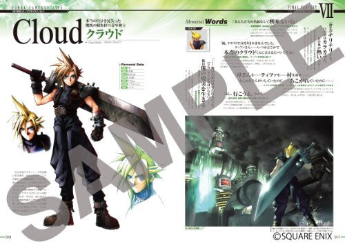 Image 3 for Final Fantasy Ix   25th Memorial Ultimania Vol.2