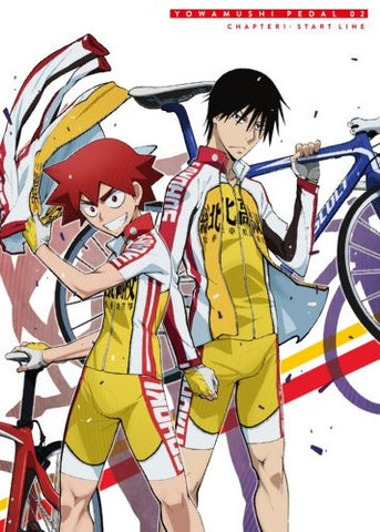 Image for Yowamushi Pedal Vol.2