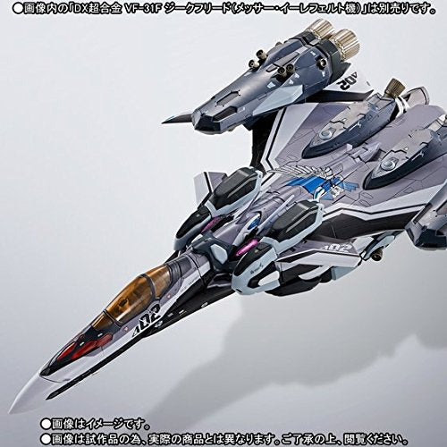 Image 1 for DX CHOGOKIN VF-31F SIEGFRIED - MESSER IHLEFELD CUSTOM - Super Parts Set