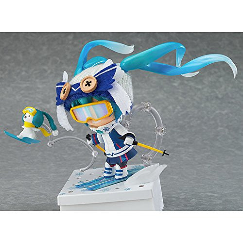 Image 3 for Vocaloid - Hatsune Miku - Rabbit Yukine - Nendoroid #570 - Snow 2016, Snow Owl ver. (Good Smile Company)