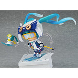 Thumbnail 3 for Vocaloid - Hatsune Miku - Rabbit Yukine - Nendoroid #570 - Snow 2016, Snow Owl ver. (Good Smile Company)