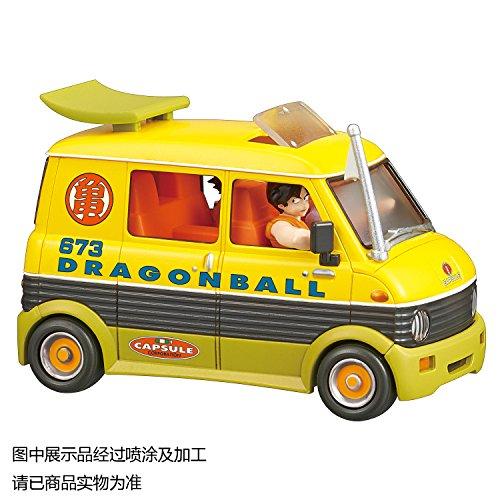 Dragon Ball - Son Goku - Roshi - Yamcha - Kuririn - Mecha Colle - Mecha Collection Dragon Ball Vol. 7 - Kame-Sennin`s Wagon (Bandai)