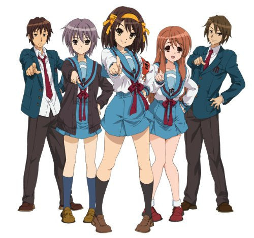 Image 2 for The Melancholy Of Haruhi Suzumiya Blu-ray Complete Box [Limited Edition]