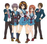 Thumbnail 2 for The Melancholy Of Haruhi Suzumiya Blu-ray Complete Box [Limited Edition]