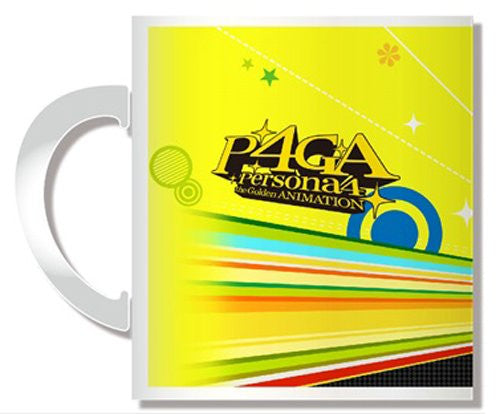 Image 2 for Persona 4: the Golden Animation - Marie - Shujinkou - Mug Cup (Penguin Parade)