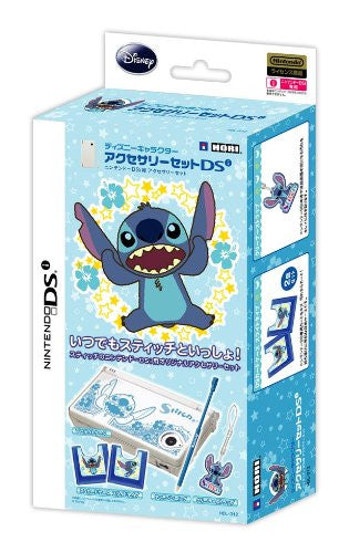 Image 1 for Disney Character Accessory Set DSi (Stitch)