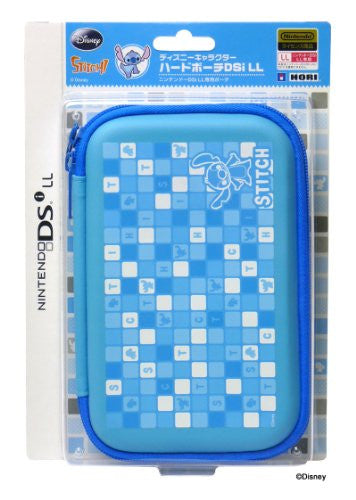Image 2 for Disney Character Hard Pouch DSi LL/XL (Stitch)