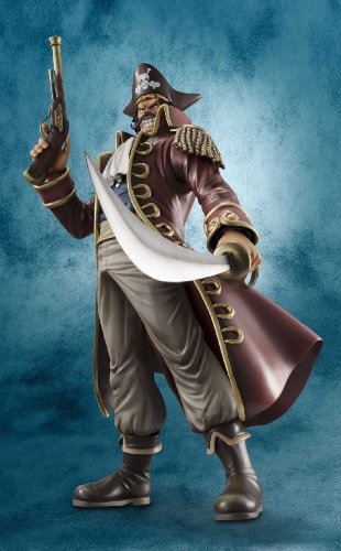Image 6 for One Piece - Gol D. Roger - Excellent Model - Portrait Of Pirates DX - 1/8 (MegaHouse)
