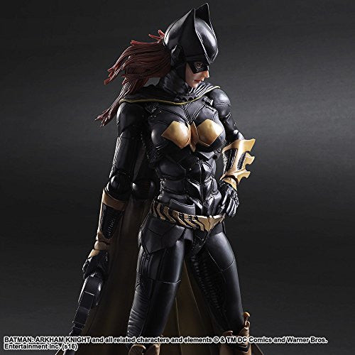 Image 5 for Batman: Arkham Knight - Batgirl - Play Arts Kai (Square Enix)