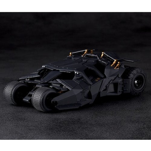 Image 10 for Batman Begins - The Dark Knight - The Dark Knight Rises - Batman - Batmobile Tumbler - Revoltech - Revoltech SFX 043 (Kaiyodo)