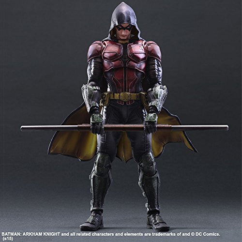 Image 4 for Batman: Arkham Knight - Robin - Play Arts Kai (Square Enix)