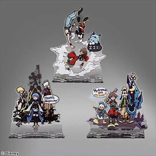 Image 2 for Kingdom Hearts HD 2.8 - Final Chapter Prologue - Acryl Stand - Coming