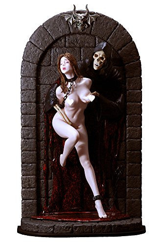Image 4 for Shungo Yazawa Original Figure Series - Hell Seducer - 1/6 - Brunette ver. (Blackberry)