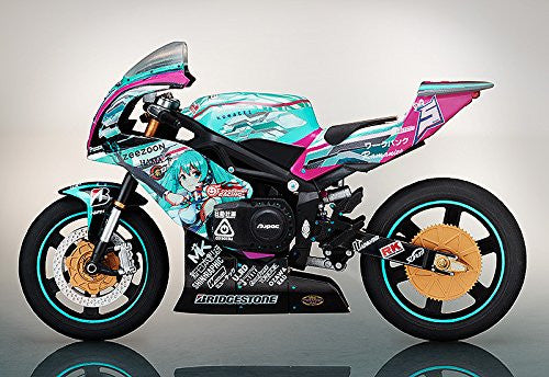 Image 3 for GOOD SMILE Racing - ex:ride Spride.06 - TT-Zero 13, Racing 2013 (FREEing, Good Smile Company)