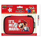 Thumbnail 1 for Super Mario Hard Pouch 3DS (Red) [Mario Up Version]