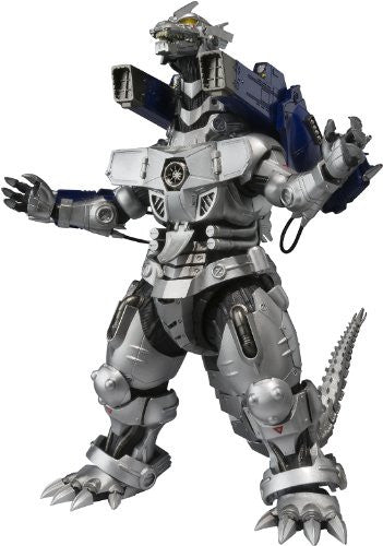 Image 1 for Gojira vs. MechaGojira - MechaGojira - S.H.MonsterArts - MFS-3 Kiryu (Bandai)