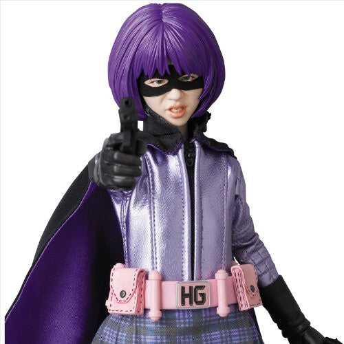 Image 7 for Kick-Ass - Hit-Girl - Real Action Heroes #677 - 1/6 (Medicom Toy)