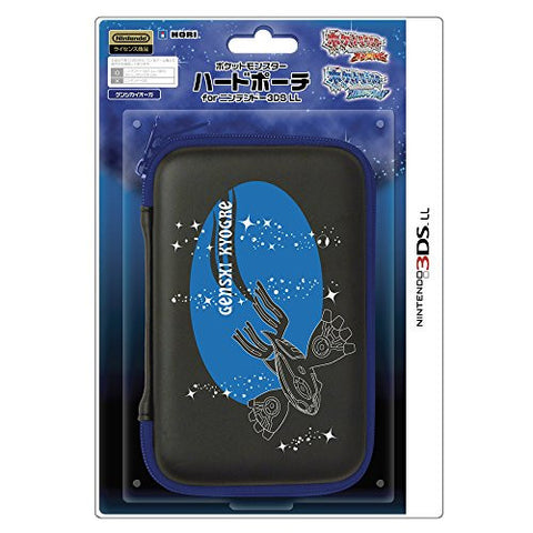 Image for Pokemon Hard Pouch for 3DS LL (Genshi Kyogre)