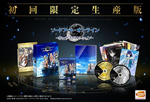Image 2 for Sword Art Online: Hollow Realization [Limited Edition]