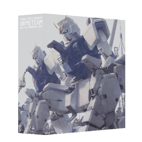 Image 5 for Mobile Suit Gundam The 08th Ms Team Blu-ray Memorial Box [Limited Pressing]