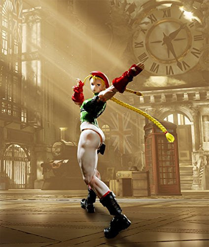 Image 9 for Street Fighter V - Cammy - S.H.Figuarts