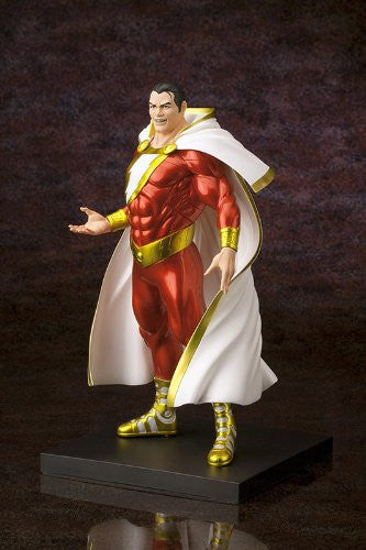 Image 7 for Justice League - Shazam! - Captain Marvel - DC Comics New 52 ARTFX+ - 1/10 (Kotobukiya)