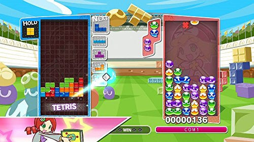 Image 4 for Puyo Puyo Tetris (Special Price)
