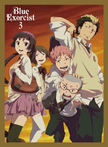 Image 1 for Blue Exorcist / Ao No Exorcist 3 [DVD+CD Limited Edition]