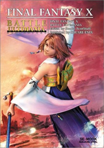 Image for Final Fantasy X Battle Ultimania