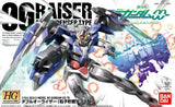 Thumbnail 4 for Gekijouban Kidou Senshi Gundam 00: A Wakening of the Trailblazer - GN-0000RE + GNR-010 00 Raiser GN Condenser Type - HG00 #70 - 1/144 (Bandai)