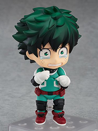 Image 5 for Boku no Hero Academia - Midoriya Izuku - Nendoroid - Heroes Edition (Tomytec, Good Smile Company)
