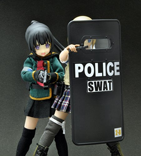 Image 5 for Little Armory LD005 - Police Shield B - 1/12 (Tomytec)