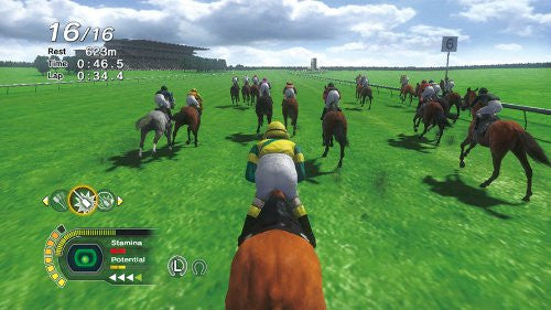 Image 3 for Champion Jockey: G1 Jockey & Gallop Racer (Playstation3 the Best)
