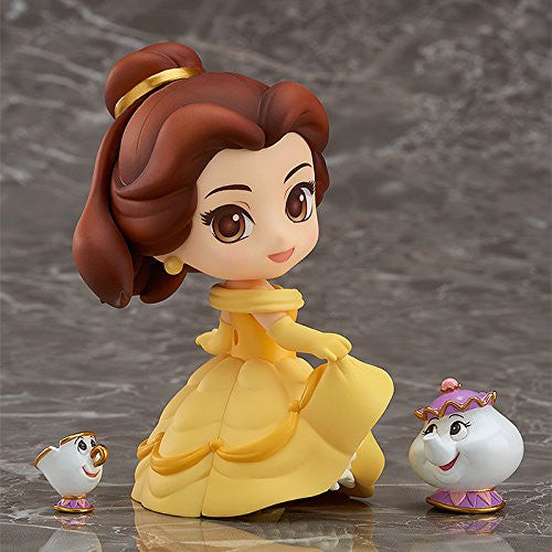 Image 6 for Beauty and the Beast - Belle - Chip - Mrs. Potts - Nendoroid #755